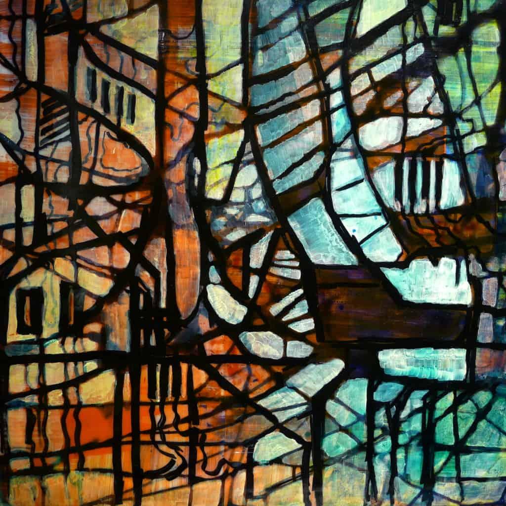Gemälde von Thomas Levin