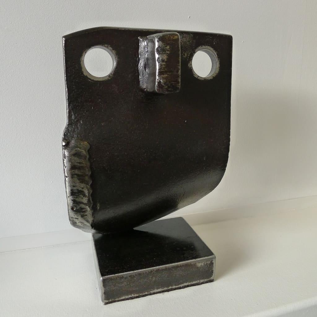 "Skulptur ""Erdvogel"", Höhe ca. 26 cm, Thomas Levin"